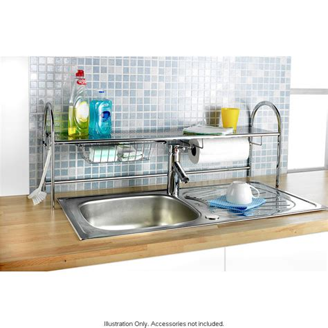 standard pull out kitchen faucet kitchen roll sink tap storage tidy holder