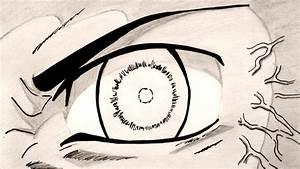 Drawing the Eyes of Naruto Shippuden (Byakugan, Sharingan ...