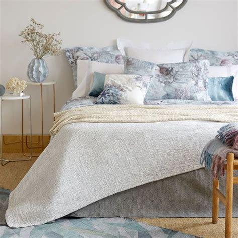 Zara Home Copriletti by Zara Home Copriletto Testurizzato Grigio Chiaro Home