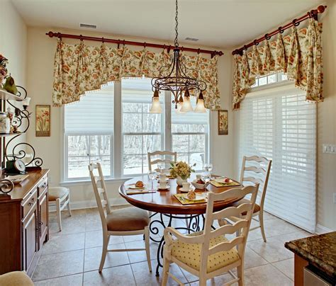 country kitchen curtains  valances window treatments