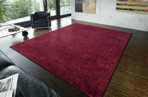 le tapis en laine toujours  bon choix