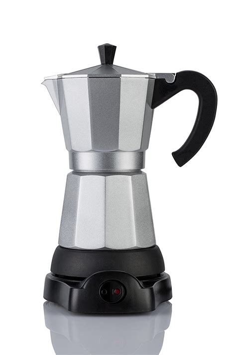 Shop for coffee maker with timer at bed bath & beyond. Mandarin-Gear - 6 cup - Electric Espresso coffee / Moka ...