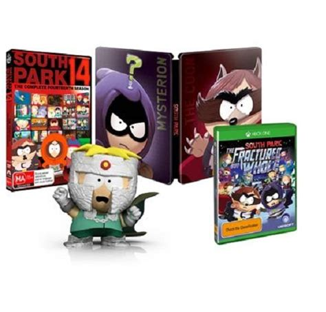 South Park Xbox One Buy Now At Mighty Ape Australia