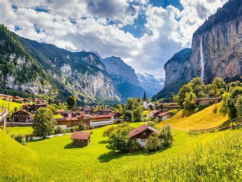 Most Beautiful Villages In Switzerland