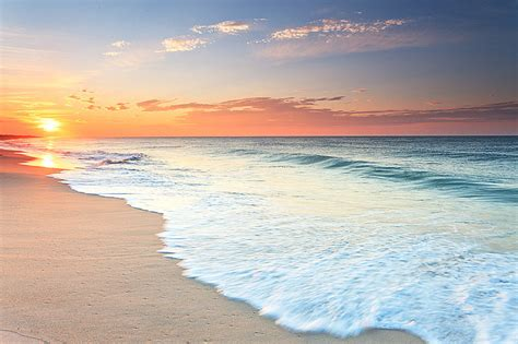 Sunrise at Dune Beach   Thomas Mangan Photography Blog ...