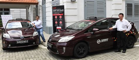 singapores  taxi sharing scheme   rolled