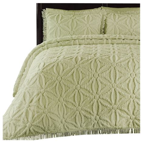 chenille duvet cover twin 100 cotton chenille bedspread with flower pattern