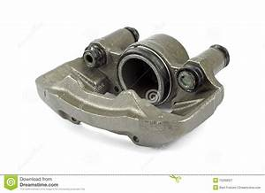 New Brake Caliper Stock Image  Image Of Gaskets  Item