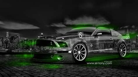 ford mustang gt crystal city muscle car  el tony