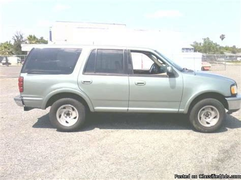 ford expedition  eddie bauer cars  sale