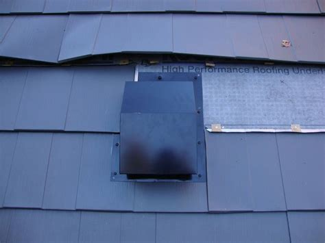 How to Vent a Range Hood through the Roof or a Side Wall