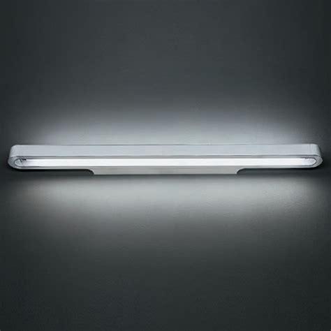 artemide talo fluorescent wall light fixture stardust