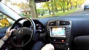 Test Lexus Is220d - Acceleration 0 - 100 Km  H