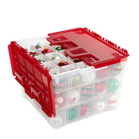 top containers  moving  storing holiday decorations