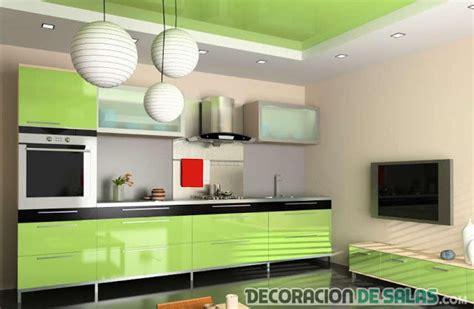 decoracion de interiores en verde lima limon decoracion