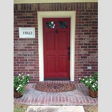 Best 25+ Red Front Doors Ideas On Pinterest  Red Door