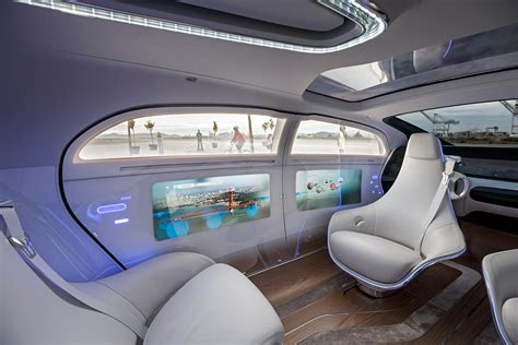 future mercedes interior first drive mercedes benz f015 concept