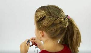 Coiffure Enfant Tresse : coiffures pour petites filles ~ Melissatoandfro.com Idées de Décoration