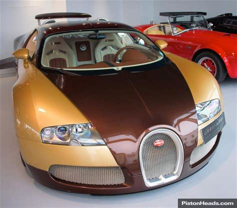Automatic petrol 2010 20,046 km. Used 2009 Bugatti Veyron for sale in Germany   Pistonheads