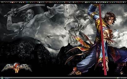 Calibur Soul Wallpapers Iv Wallpapersafari Code Alone