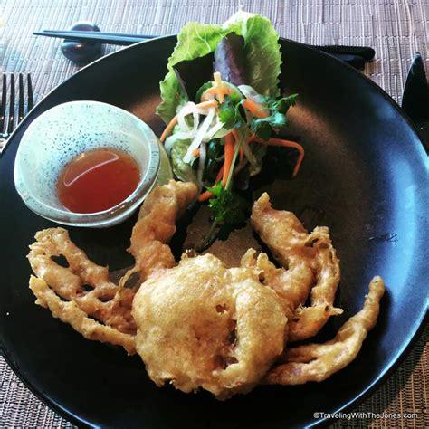 tamarin cuisine dining on america s koningsdam cruise ship