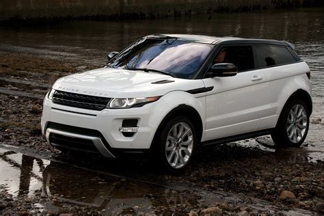 land rover contemplating high performance evoque report