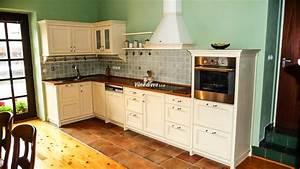 Stylové kuchyně provence