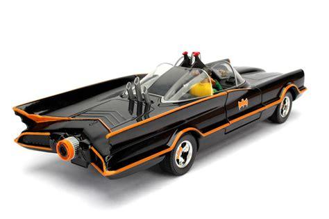 Batman Robin 1966 Vintage Classic TV Series Batmobile Toy ...