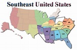 K-12 TLC Guide to Southeast United States