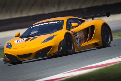 Race Cars by Three Mclaren Mp4 12c Gt3 Race Cars At Spa Francorchs