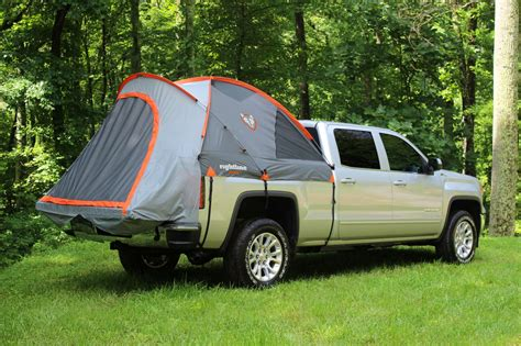 Tacoma Bed Tent by Rightline Gear 110750 Size Standard Bed Truck Tent 5 5