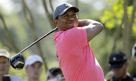 Woods Ready To Return To Work At Quail Hollow - Inside Golf