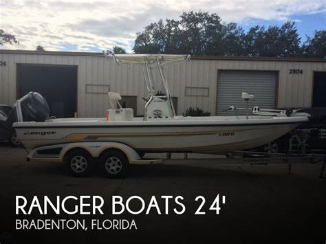 Bay Boats For Sale In Maryland by Used 2010 Ranger Boats 2410 Bay For Sale In Stevensville