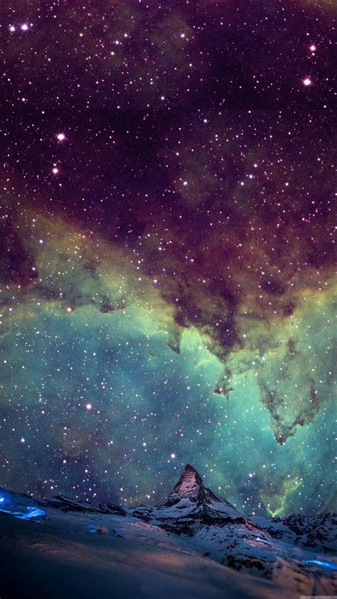 Stars In Galaxy