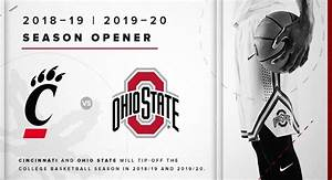 Ohio State Men's Basketball to Open with Cincinnati in ...