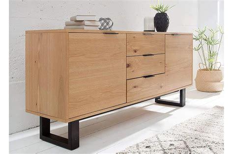 meuble buffet bois naturel  cm cbc meubles