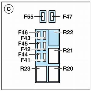 Ferrari Enzo  2002 - 2004  - Fuse Box Diagram