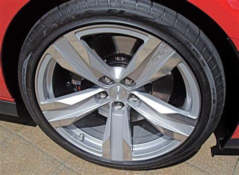 chevrolet camaro zl wheels  auto expert