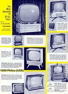 1959 Television Advertising  Tv