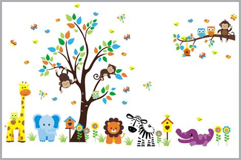 Permalink to Animal Wallpaper Baby Room