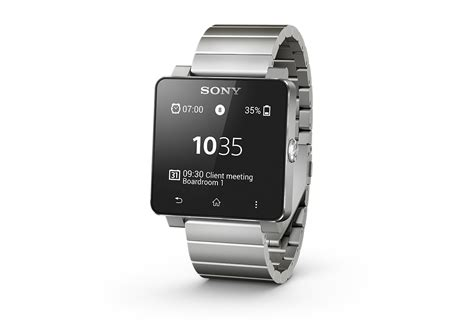 sony mobile nfc smartwatch 2 sw2 specifications nfc sony mobile