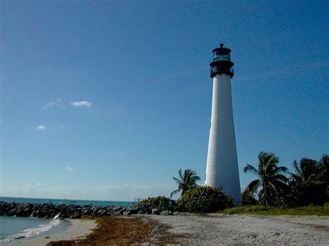 florida state park cape biscayne bay lighthouse national parks hiking hikes floridahikes key loop trails