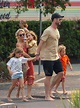 Chris Hemsworth, wife Elsa Pataky and kids go barefoot in ...