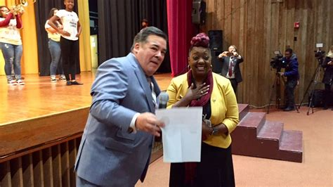 Barnes Jones by Cms Principal Timisha Barnes Jones Will Resign This Month