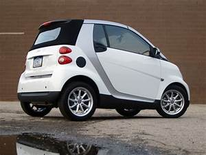 Review  2009 Smart Fortwo Cabriolet Undone By Tricky