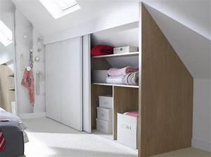 Petite Penderie Ikea : 15 id es de dressings pour un petit appartement elle d coration ~ Teatrodelosmanantiales.com Idées de Décoration