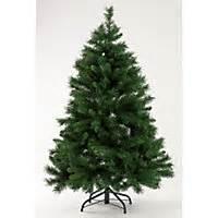 artificial christmas trees pre lit fibe optic homebase