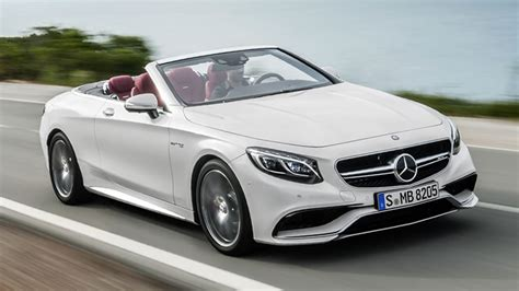 Request a dealer quote or view used cars at msn autos. 2017 Mercedes-Benz AMG S63 Convertible Photos, Specs and Review - RS