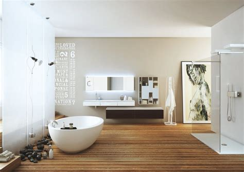 Freistehende Badewanne Die Moderne Badeinrichtungfreistehende Stein Badewanne by Freistehende Badewanne Im Bad 50 Gestaltungsideen
