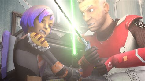Video The Trials Of The Darksaber Continue In New Teaser